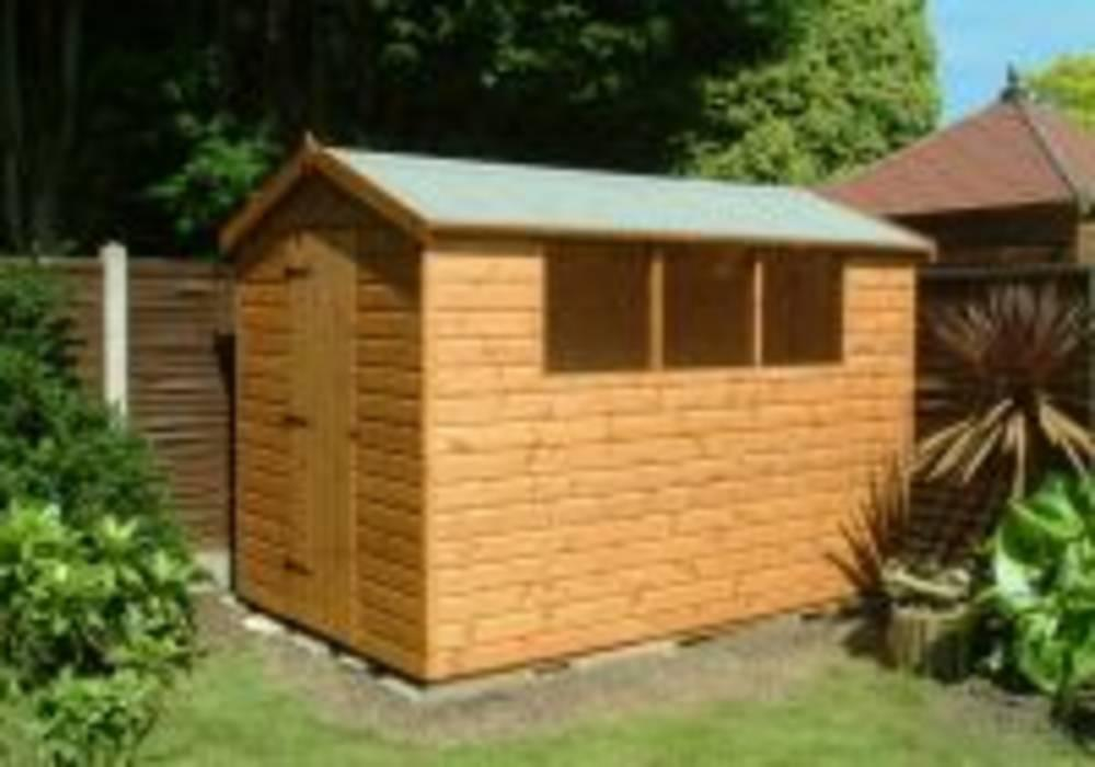 10 x 6 Shed